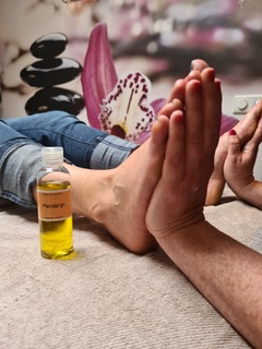 Voetreflexmassage volwassenen